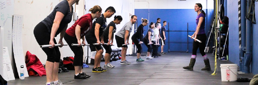 What is CrossFit at MKG