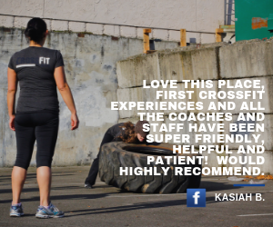 crossfit personal training